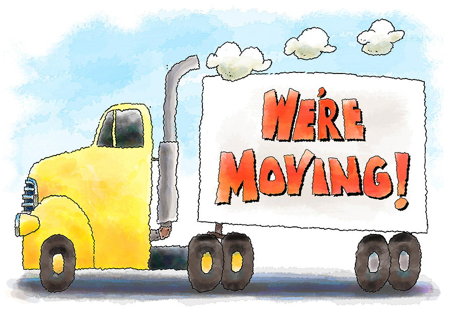 CCR&R IS MOVING