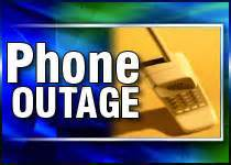 phone outage